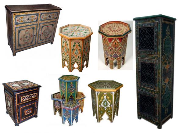 Marokkaanse Lampen Xenos : Marokkaanse mozaiektafels oosterse lampen zilveren dienbladen