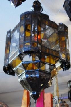 tuinlamp boom glas solar