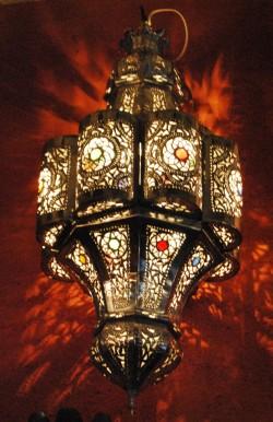 Wonderbaarlijk MAROKKAANSE LAMPEN | Zoutewelle-Import HP-15