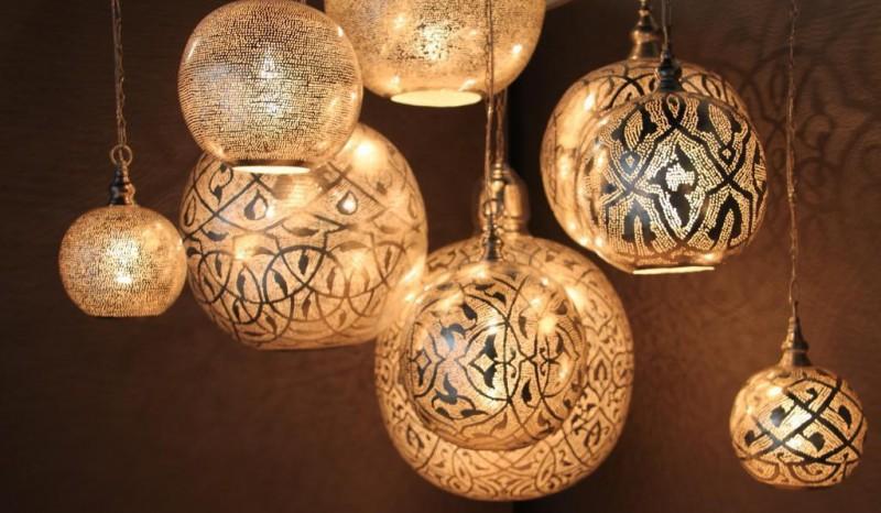 Oosterse Lampen Xenos : Oosterse lampen filigrain uit marokko en egypte zoutewelle import